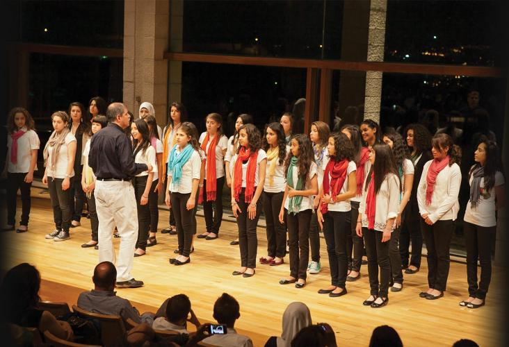 The Palestine Girl's Choir