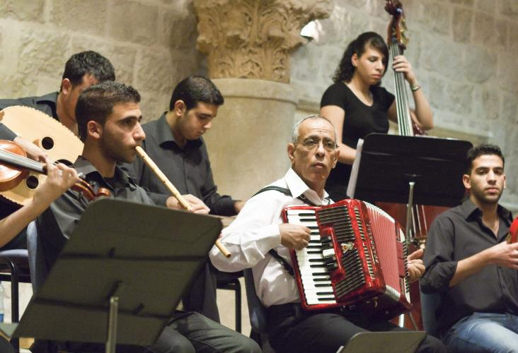 The Bethlehem Arabic Music Ensemble