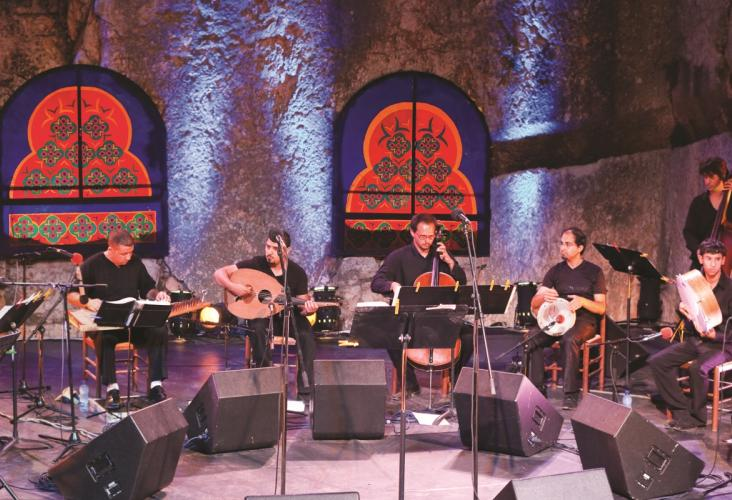 The Jerusalem Arabic Music Ensemble
